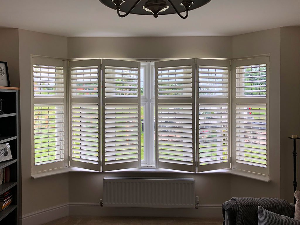 Shutters by style. Complete shutter service in South of England.