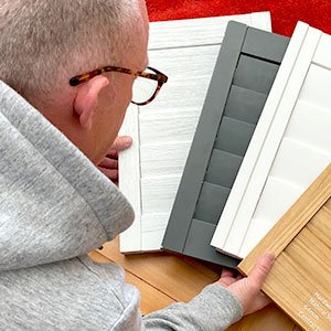 Free, no obligation, window shutters design consulation and quote.